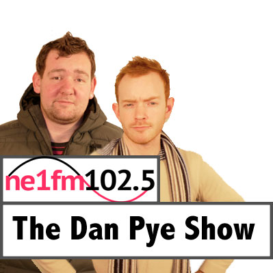 Dan Pye Radio Presenter