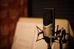 video game voice over