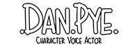 Dan Pye Character Voice Over Actor