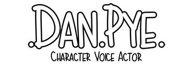 geordie voice over dan pye actor