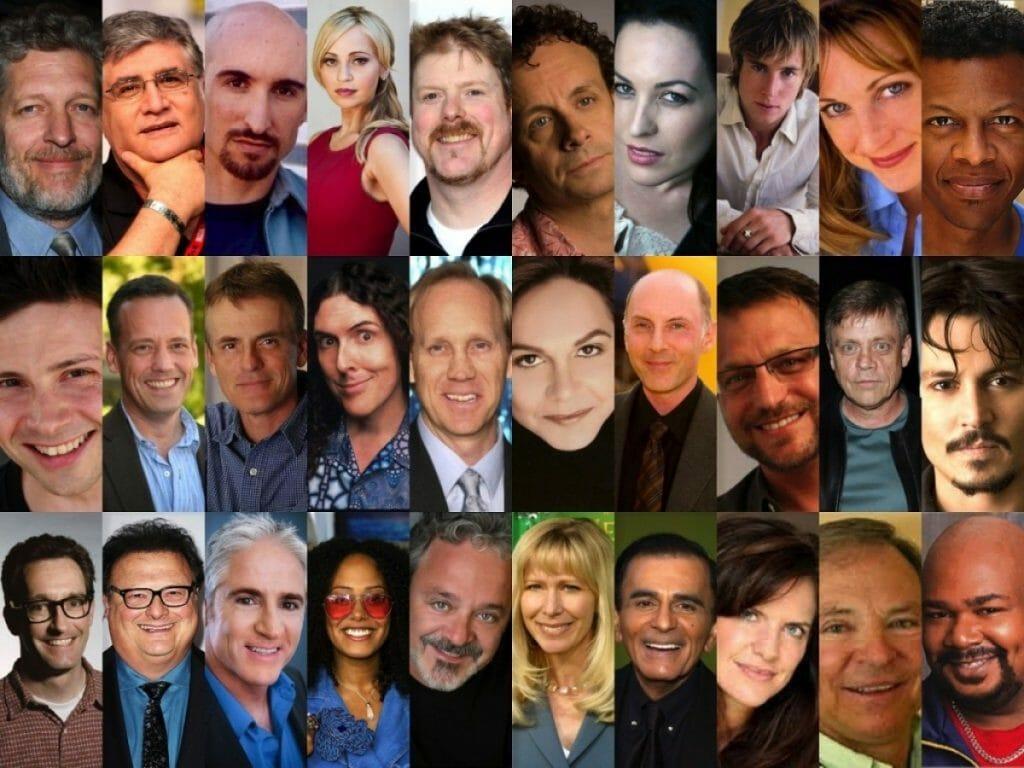 best voice actors